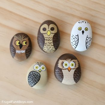 Rock Painting Ideas For Kids Easy Boys Girls Animals Inspiration Picky Stitch