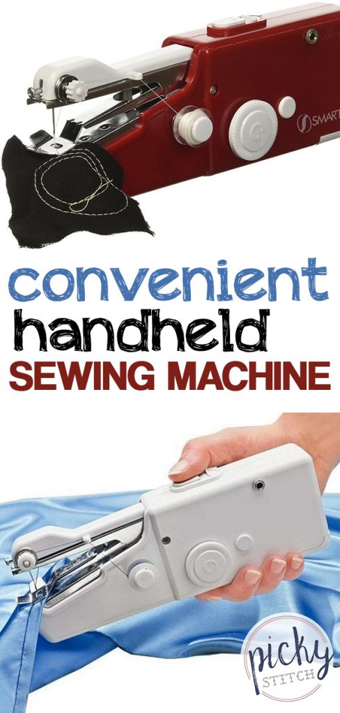 Convenient Handheld Sewing Machine   Handheld Sewing Machine   Sewing   Sewing Project   Handheld Sewing Machine Projects