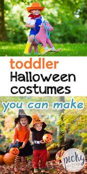 Toddler Halloween Costumes | DIY Toddler Halloween Costumes | Make Your Own Toddler Halloween Costumes | Halloween Costumes | DIY Halloween Costumes | Halloween