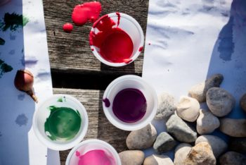 Rock Painting Ideas   Rock Painting Ideas for Kids   DIY Rock Painting Ideas   Paint Rocks   Painting   Art for Kids   Art