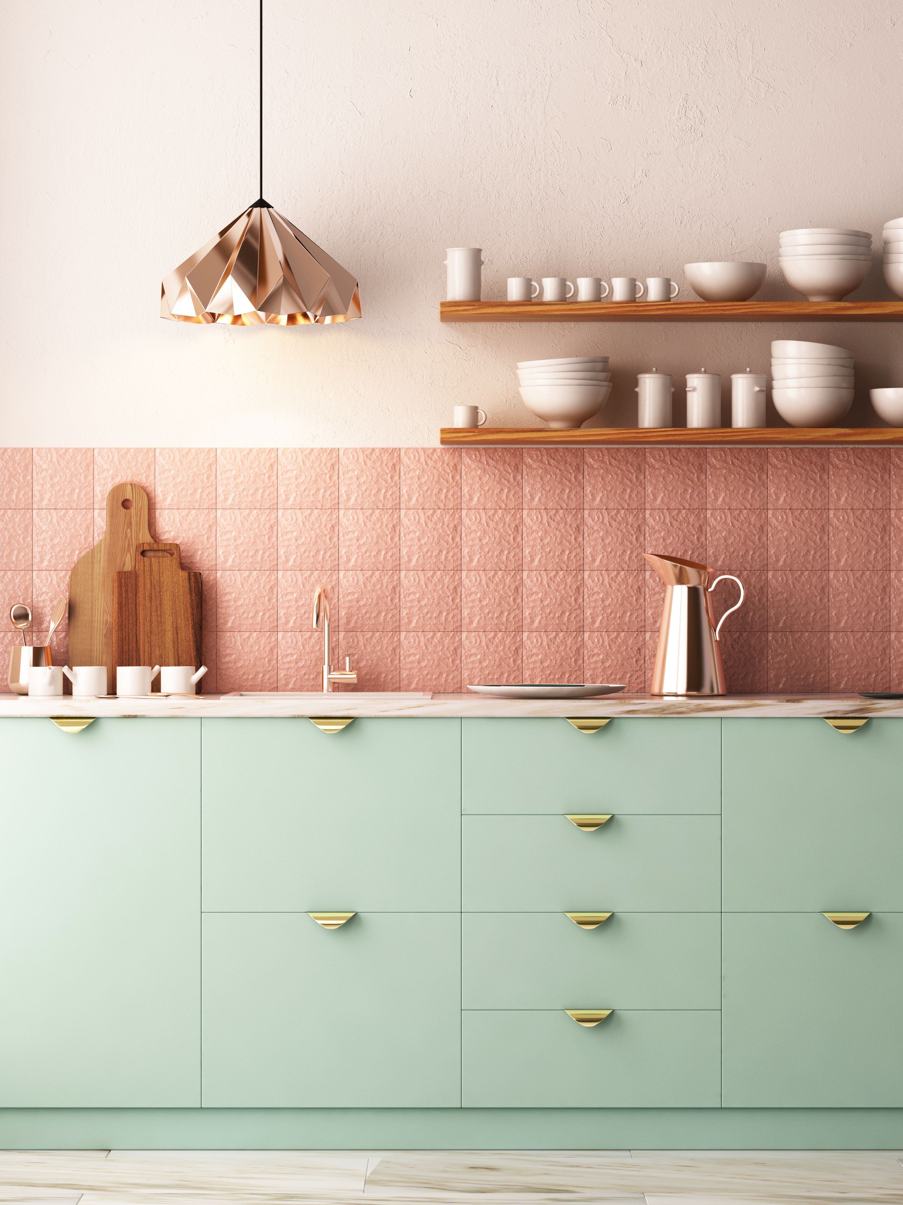 kitchen | kitchen cabinets | kitchen cabinet colors | cabinet colors | countertop | kitchen countertop | kitchen cabinet trends | kitchen countertop trends