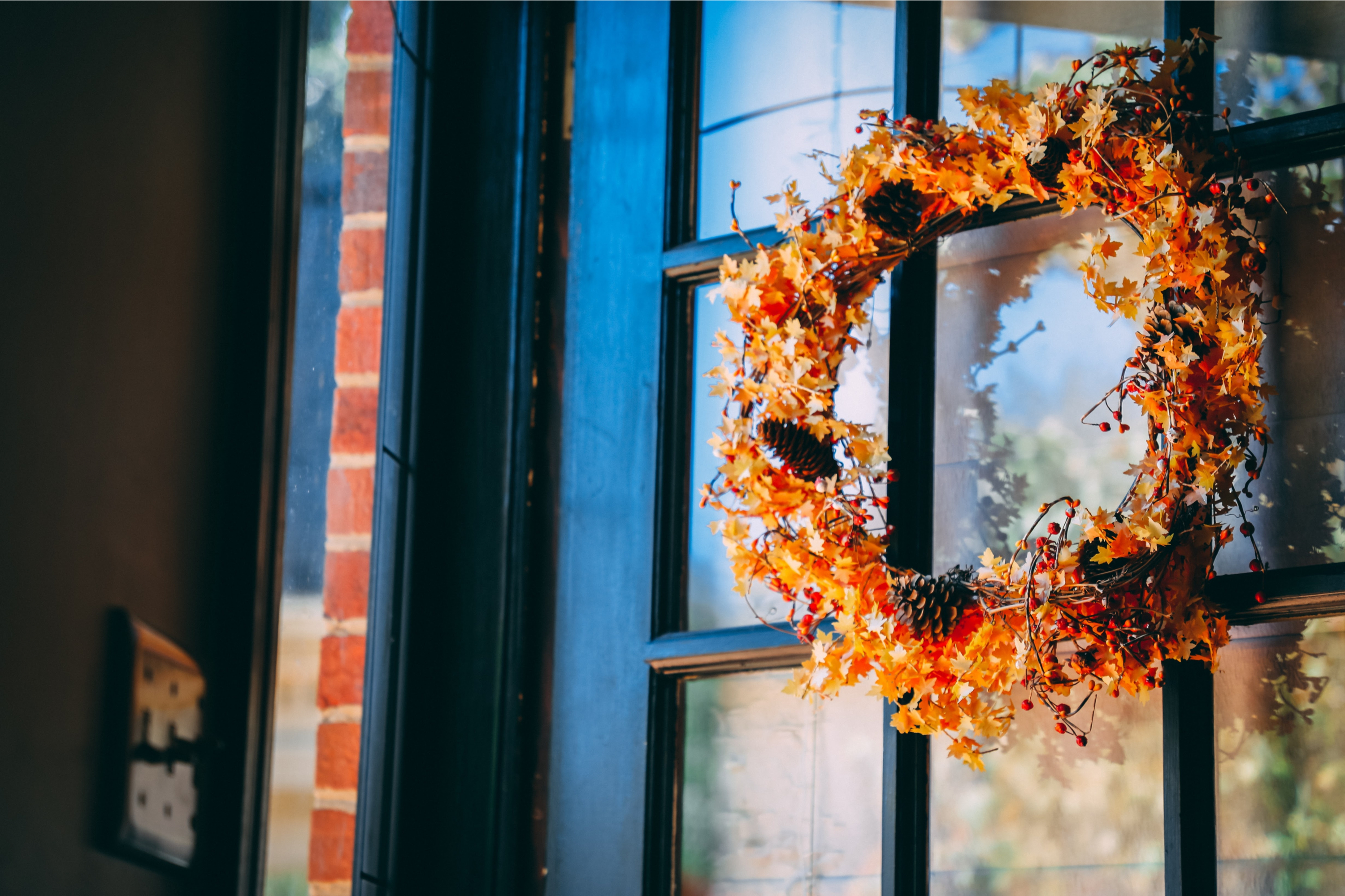 window decor | fall decor | fall window decor | decor | fall | window | fall window | home decor | fall home decor