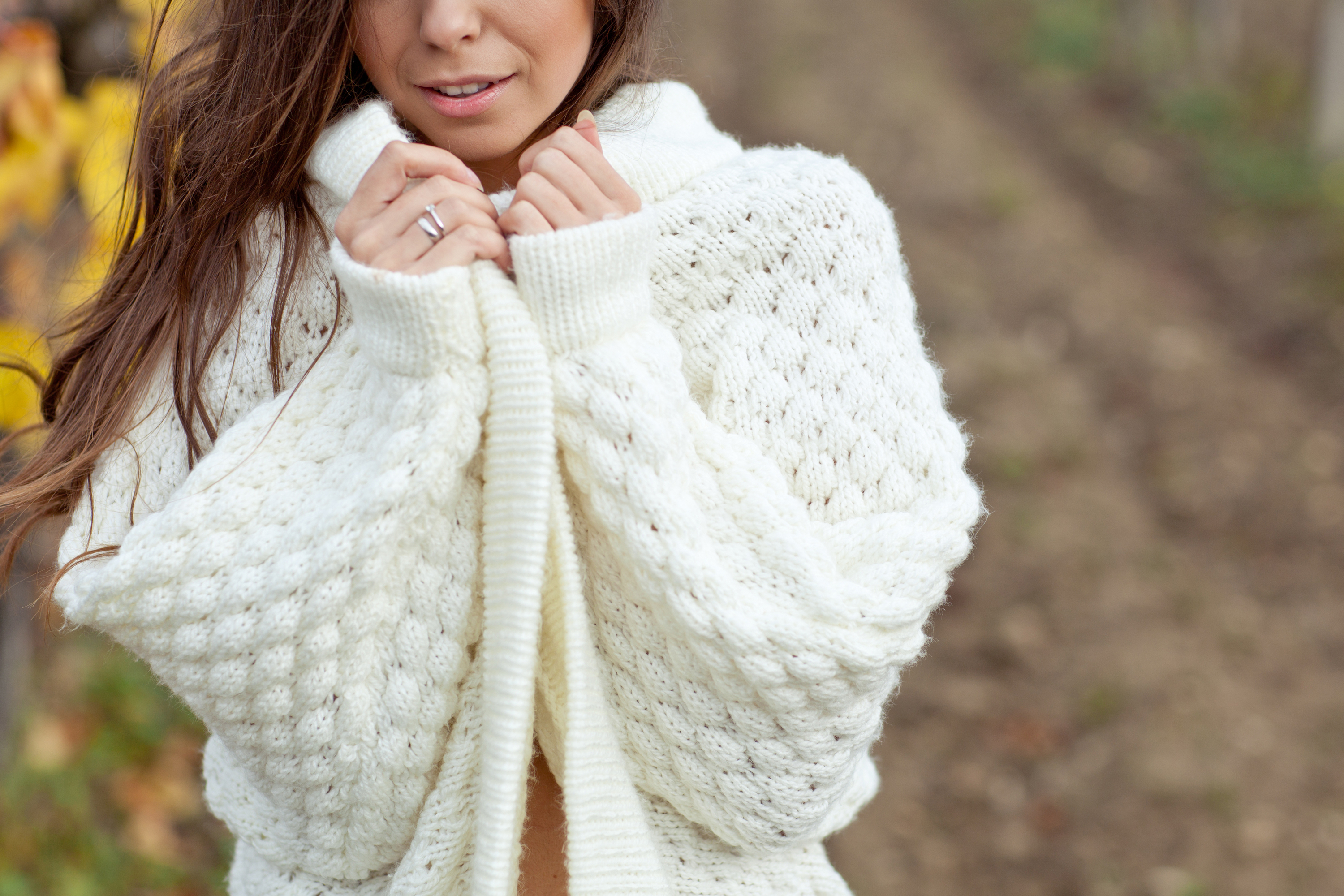 baggy cardigans are the perfect accessory for the cool fall weather