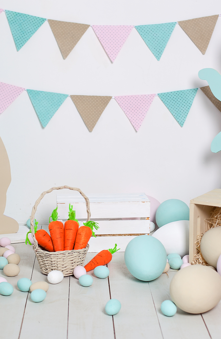 Fabric carrots are a cute DIY addition to any Easter decor. You can make them yourselves out of fabric scraps and only a little bit of time. We have the easiest ways to make them. Check it out!