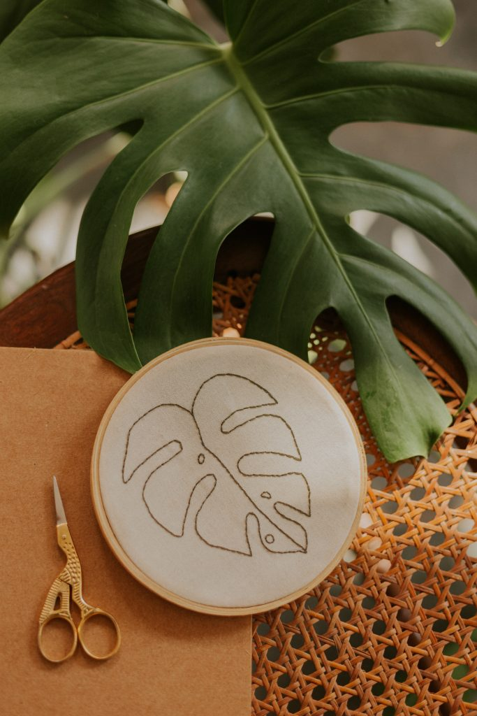 Embroidery is a great way to keep your mind active while you chill on the couch, watch a movie, or travel. It's pretty easy to learn, too, just check out these easy hand embroidery for beginners tips and tricks! You'll be embroidering in no time.
