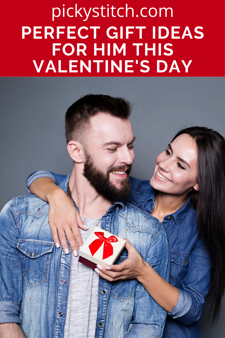 Pickystitch.com has the best tips for projects and crafts! You'll love all the new ideas you find! Get ready for this upcoming Valentine's Day with the perfect gift to give to a man you care about!