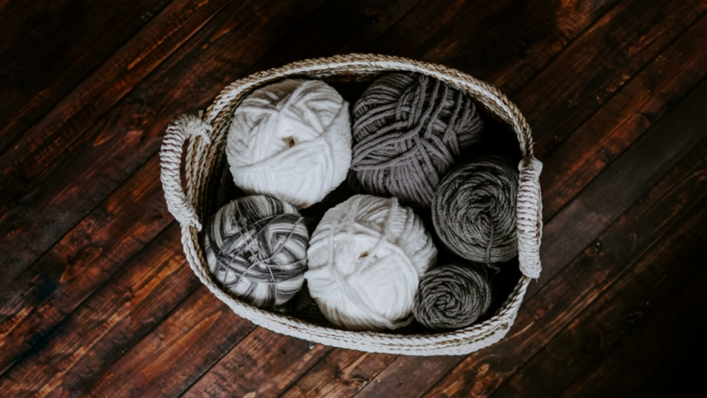 Essential crochet tools