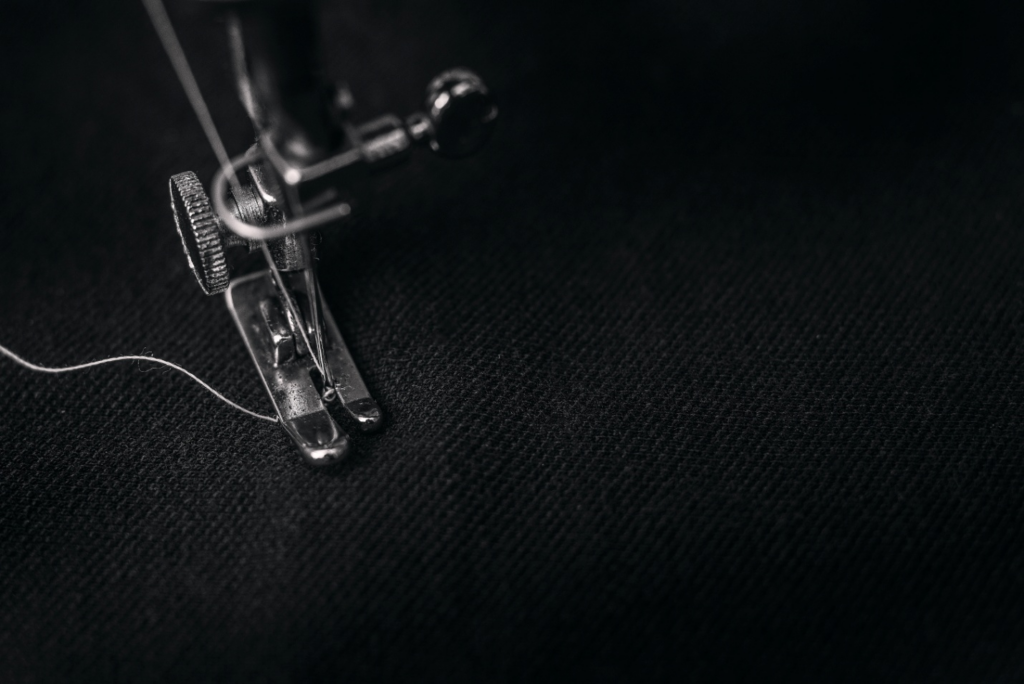 Functions of a sewing machine