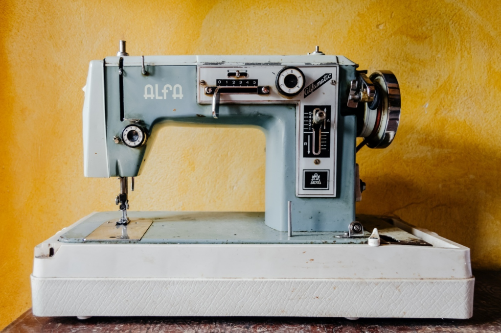 Sewing machine and its functionality