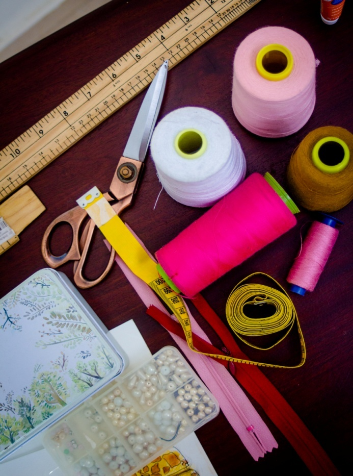 Sell your items using sewing patterns