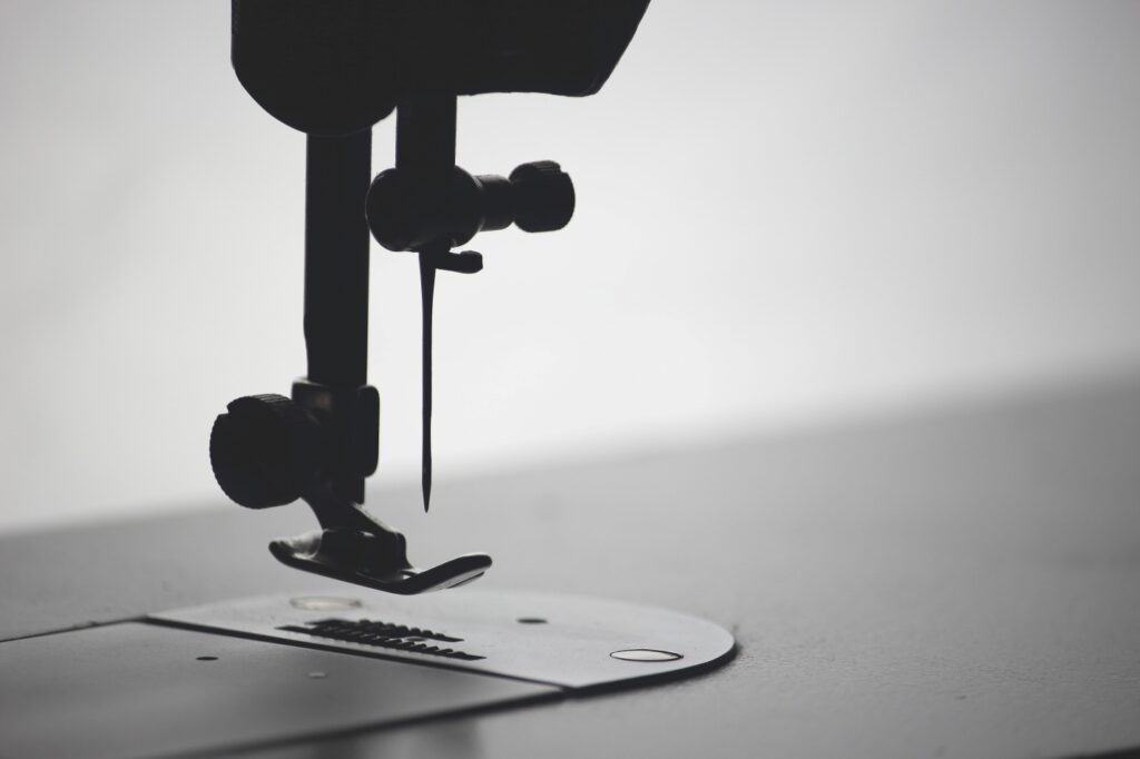 A guide on using sewing needles